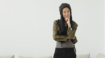 Wall Street Journal Vera Wang