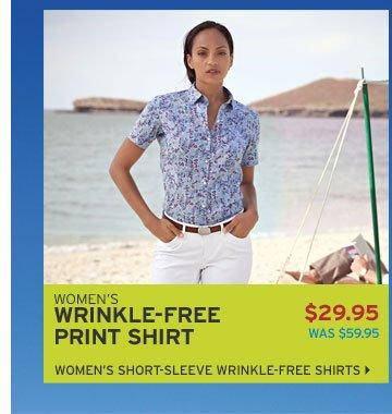Shop Women's Wrinkle-Free Shirts