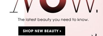 Shop new beauty