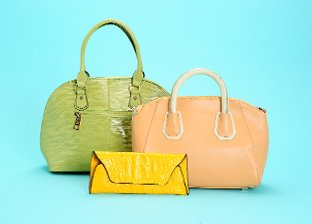 Tiffany & Fred Handbags