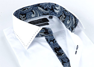 Coogi: Luxury Woven Men's Shirts