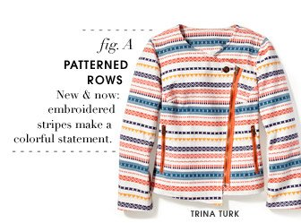 PATTERNED ROWS
