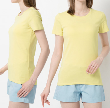 WOMEN COTTON T-SHIRTS