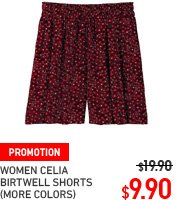 WOMEN CELIA BIRTWELL SHORTS