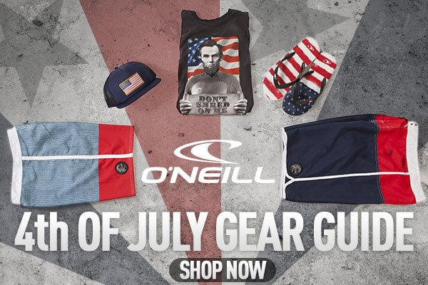 Shop the 4th of July Gear Guide!