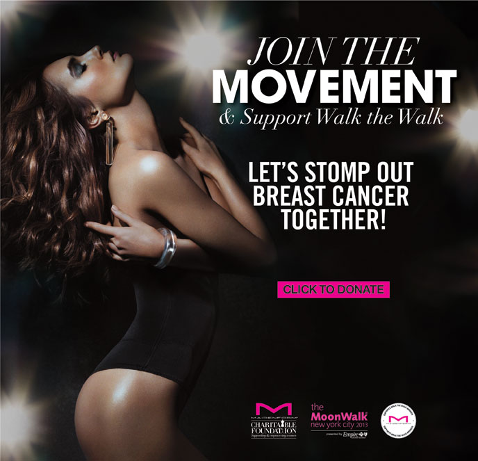 Join the Movement & Support Walk the Walk! Let's Stomp Out Breast Cancer Together!