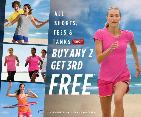 SHOP Women's Shorts, Tees & Tanks