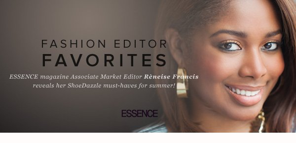 ESSENCE Magazine's Fashion Editor Shares Her Summer Faves - - Shop Now
