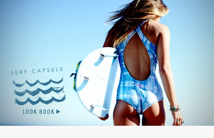 Surf Capsule Lookbook
