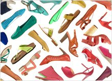 The Shoes of Summer