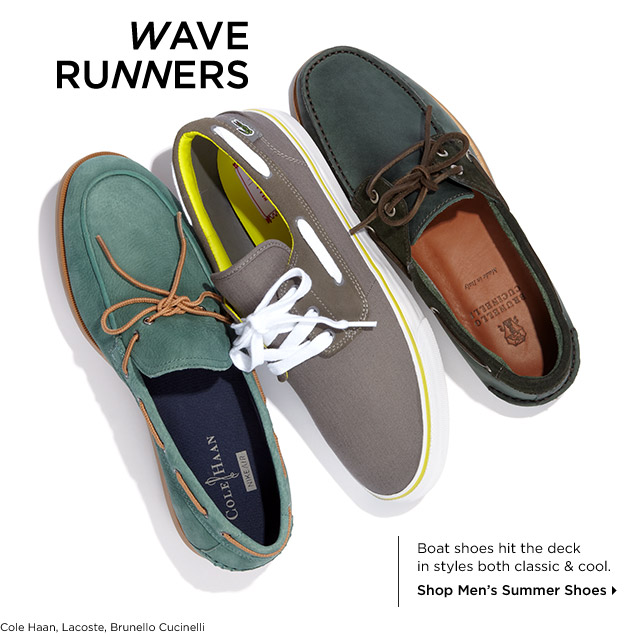 Shop Men's Summer Shoes