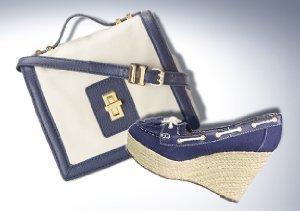 Color Shop: Navy Accessories
