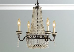 New Reductions: Chandeliers & Sconces