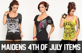 Maidens July 4th