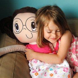 Huggable & Lovable: Soft Dolls