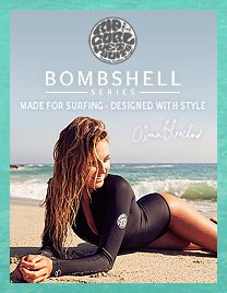 The Bombshell Series - Rip Curl Wetsuits - Alana Blanchard