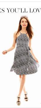 More Dresses You'll Love...