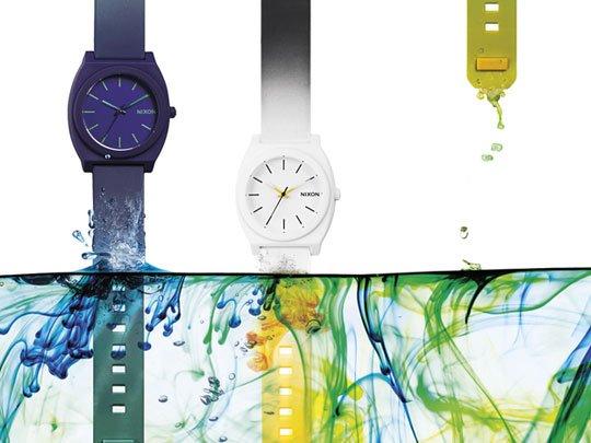 Nixon | The Dip-Dye Collection