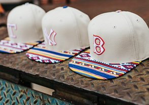 Shop MLB Gear: Tribal-Print Hats & More