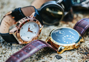 Shop Gentlemen's Watches: New PNDLM