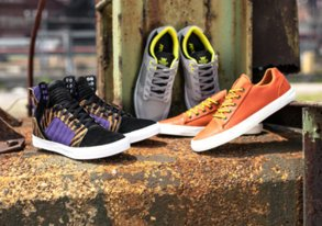 Shop Supra: Colorful New Kicks