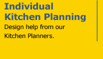 Individual Kitchen Planning - Design help from our Kitchen Planners