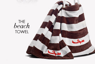 TERRY TOWEL TOTE