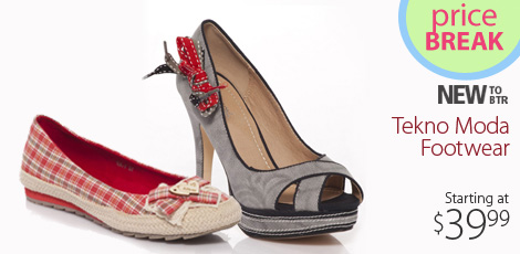 Tekno Moda Footwear