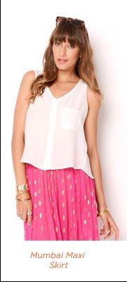 Mumbal Maxi Skirt