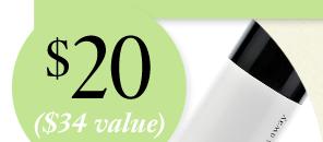 $20 ($34 value)