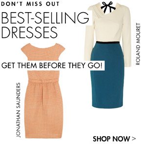 LAST CHANCE TO BUY OUR BEST SELLING DRESSES
