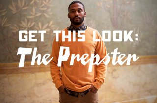 Get This look: The Prepster
