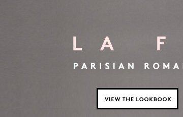 Bring your wardrobe some romance: Shop the Nina Ricci lookbook.