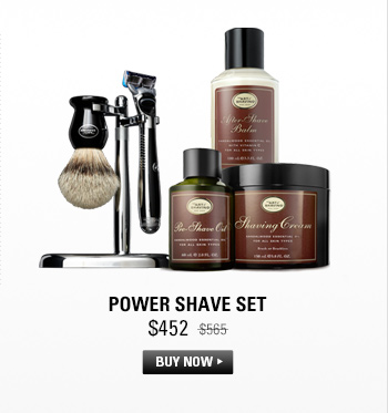 Power Shave Set