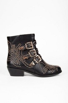 STUDS IN YOUR STEP BOOTIE 61
