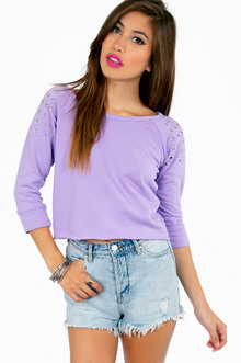 COLOR MY WORLD CROPPED SWEATSHIRT 21