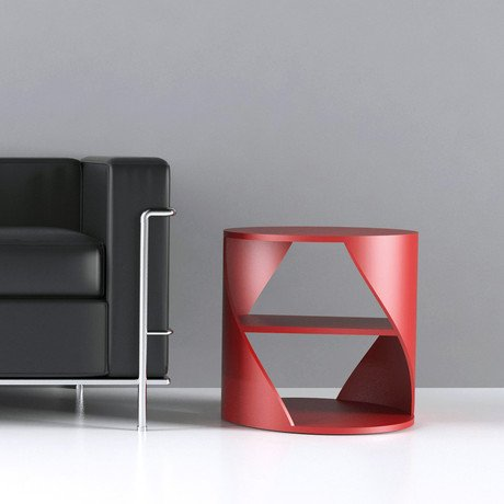 Mydna Small Table // Laquered