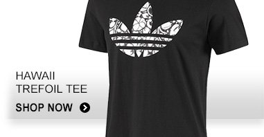 Shop Hawaii Trefoil Tee »