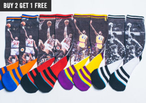 Shop Sole Mates: 50 Sock Styles