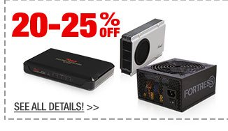 20-25% OFF SELECT ROSEWILL PRODUCTS!*