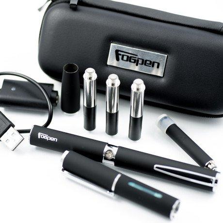 Full Fogpen Vaporizer Kit with Case // Black