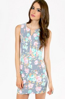 FLOR THE GLORY BODYCON DRESS 39