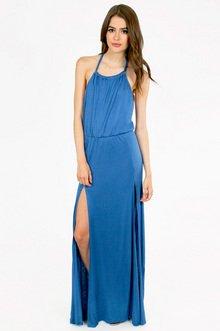 HELEN SLIT MAXI DRESS 39