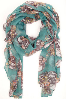 BEAUTIFUL LIFE SCARF 11