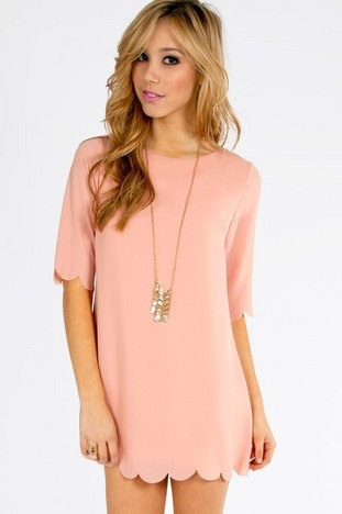 EVER SO SCALLOPLY DRESS 43