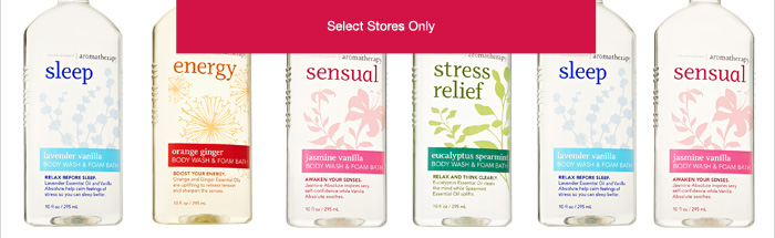 All Aromatherapy – 50% Off