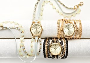 Made in USA: Sara Designs Watches