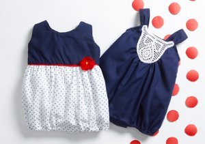 Baby on Board:  Nautical Styles