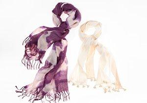 Scarves by Carolina Amato