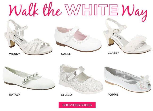 Walk the WHITE Way